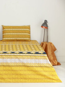 Honeycomb Bedsheet Set