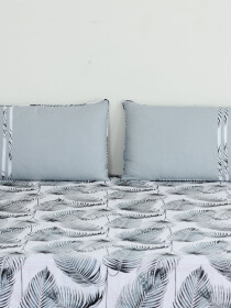 Whispering Fronds Bedsheet Set