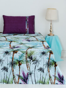 Hawaii Tropical Bedsheet Set
