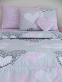 Enchanted 5 Pcs Kids Comforter