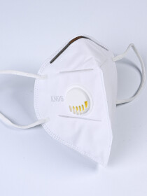Respiratory N95 Protection Filter Mask (Pack Of 4)