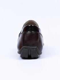 Malibu BrownStamped CrocClarino Shoes