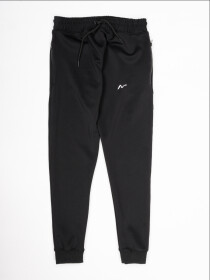 Men's Black Track  Jogging Trousers