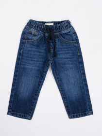 Jazzy Denim Children's Jeans, Dark Blue