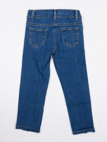 Jazzy Denim Girl Jeans ,Blue