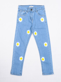 Jazzy Denim Girl Jeans Mint Blue