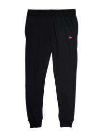 Men Terry Slim Joggers / Trainer Trouser Black