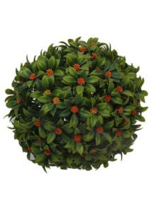 Artificial Green Ball Hanging