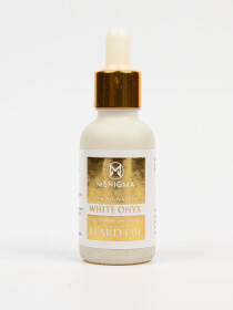 White Onyx Beard Oil - 30ml