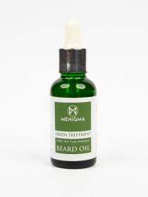 Green Treatment Beard Oil - 30ml