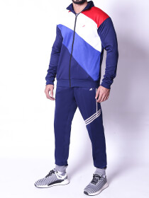 FIREOX Activewear Tracksuit, Blue White