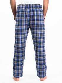 Flannel Plaid Multi Relaxed Winter Pajama