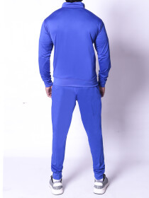 FIREOX Activewear Tracksuit, Royal Blue