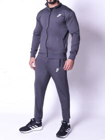 FIREOX Activewear Tracksuit, Grey D4