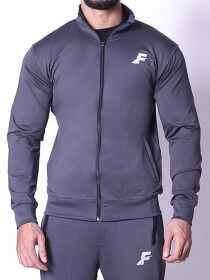 FIREOX Activewear Jacket, Grey, D4