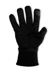 Unisex Touch Screen Winter Running Gloves Black