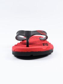 Red Durable Flip-Flop For Men