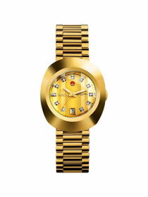 Women's The Original Diastar Champagne Colour Dial Watch