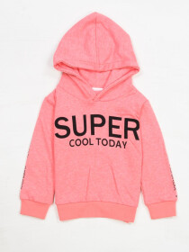 SUPER COOL PULL OVER HOODIE FOR GIRLS-10239