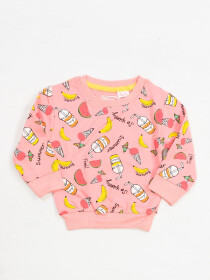 FRUIT PRINTED SWEAT SHIRT FOR GIRLS-10284