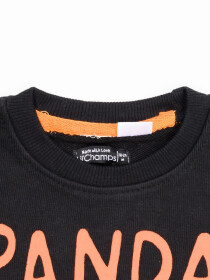 PANDA MOOD SWEATSHIRT FOR BOYS-10289