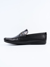 Grey Relaxed FitLoafer Men's Shoe