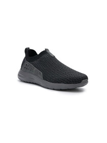 Men's Running Shoes BLK-GRY