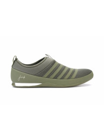 Men's Army Green Lifestyle Sports shoes