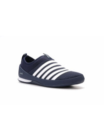 Men's Navy Blue & White Lifestyle Sports shoes