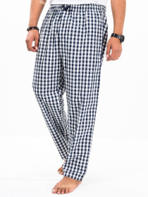 Men Ultra Soft Cotton Blend Relaxed Pajama Pack of Two