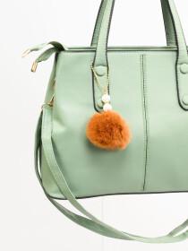 Stylish Green Pattern Ladies Bags