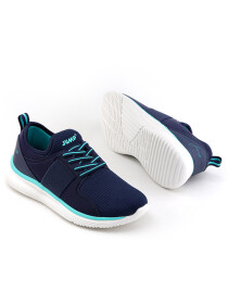 Women Mint Green Lifestyle Sports Shoes
