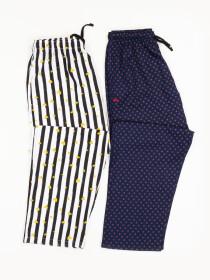 Women Ultra Soft & LightweightCottonRelaxed Pajama Pack of 2