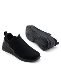 Men Black Sports Lifestyle Shoes