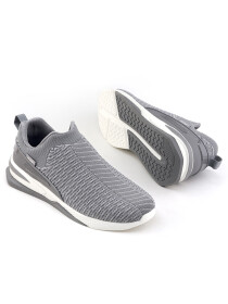 Men Grey Sports Lifestyle Shoes