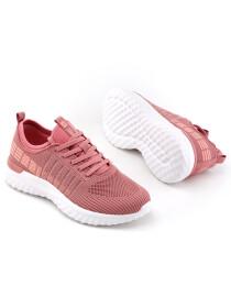 Women Powder Pink Lifestyle Sports Shoes