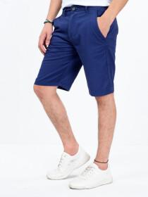 Men's Samol Slim Fit Comfort Twill Chino Shorts