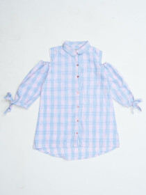 PrincessBlue Charming  Dress For Baby Girl