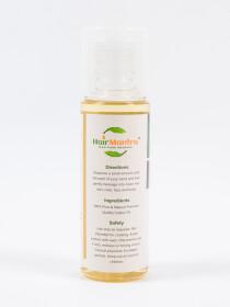 Organic Castor Oil -130ML (Moisturizing oil for Hair & Skin)