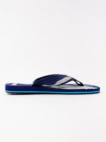 Blue & Grey Kito Flip Flop for Men