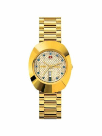 Diastar The Original Women's Automatic Watch Precious Stone Dial