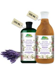 Pure Castile Liquid Soap Lavender