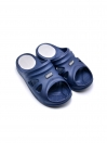 NAVY-LT-GREY-MENS CASUAL SLIDES