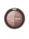 ESSENCE MAKE ME BROW DUO EYEBROW POWDER 01