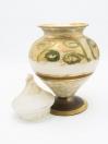 Mary Glass Pot