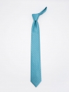 Altea Mens Sea Green Geometric Tie