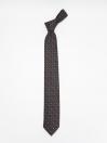 Men's Diamond-pattern Necktie