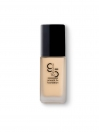 Mistine 9 To 5 Smooth Fix Foundation  (F2 Sand)