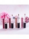 Mistine Super Matte Metallic Lip Color (16 Pink Phong Gold)