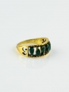 Classy Gold Plated Italian Rings
